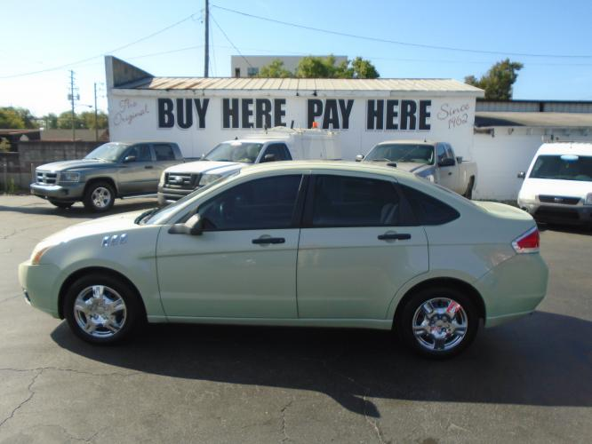 2011 Ford Focus S Sedan (1FAHP3EN7BW) with an 2.0L L4 DOHC 16V engine, located at 5117 SR 674, Wimauma, FL, 33598, (813) 938-5846, 27.712418, -82.322784 - Photo #0