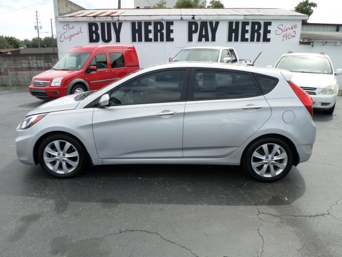 2014 Hyundai Elantra GT A/T (KMHD35LH3EU) with an 2.0L L4 16V DOHC engine, 6-Speed Automatic transmission, located at 6112 N Florida Avenue, Tampa, FL, 33604, (888) 521-5131, 27.954929, -82.459534 - Photo #0