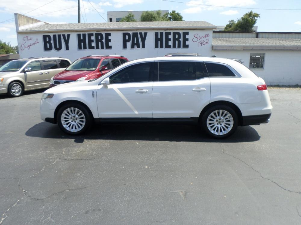 2012 Lincoln MKT 3.5L with EcoBoost AWD (2LMHJ5AT9CB) with an 3.5L V6 DOHC 24V TURBO engine, 6-Speed Automatic transmission, located at 6112 N Florida Avenue, Tampa, FL, 33604, (888) 521-5131, 27.954929, -82.459534 - Photo #0